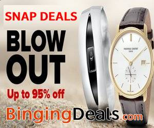 deals watches